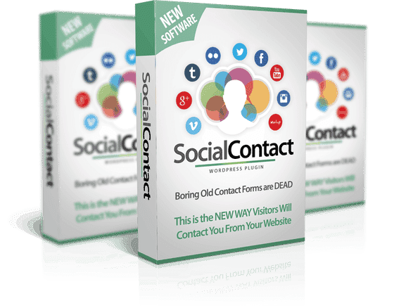WP Social Contact Review   Huge BONUS – Get More Leads from Your Website Using This